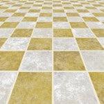 Marmor gulv
