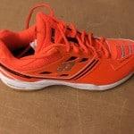 Yonex skaber verdens letteste badmintonsko